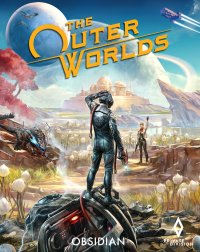 Boîte de The Outer Worlds