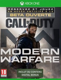 Boîte de Call of Duty : Modern Warfare