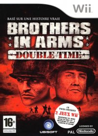 Boîte de Brothers in Arms : Double Time