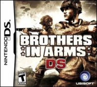 Boîte de Brothers in Arms DS