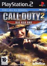 Boîte de Call of Duty 2 : Big Red One