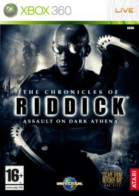 Boîte de The Chronicles of Riddick : Assault on Dark Athena