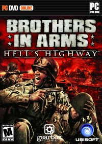 Boîte de Brothers in Arms : Hell's Highway