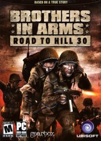 Boîte de Brothers in Arms : Road To Hill 30