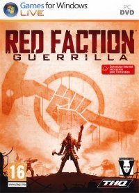 Boîte de Red Faction : Guerrilla