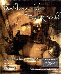 Boîte de Hexen : Deathkings of the Dark Citadel