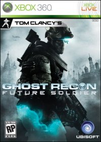 Boîte de Ghost Recon : Future Soldier