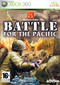 Boîte de The History Channel : Battle for the Pacific