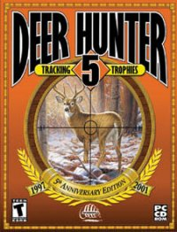 Boîte de Deer Hunter 5 : Tracking Trophies