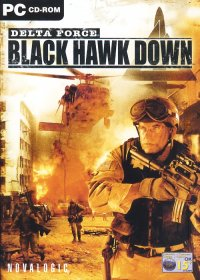 Boîte de Delta Force : Black Hawk Down