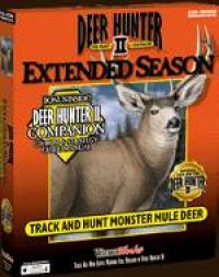 Boîte de Deer Hunter 2 : Extended Session