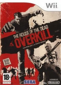 Boîte de House of The Dead : Overkill