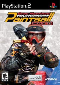 Boîte de Greg Hastings' Tournament Paintball Max'd