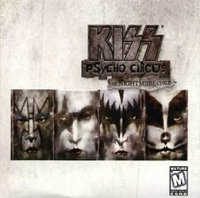Boîte de KISS Psycho Circus : The Nightmare Child