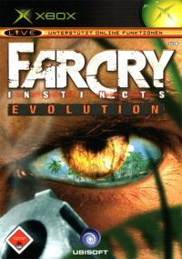 Boîte de Far Cry Instincts Evolution