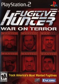 Boîte de Fugitive Hunter : War on Terror