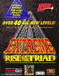 Boîte de Extreme Rise of the Triad