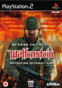 Boîte de Return to Castle Wolfenstein : Operation Resurrection