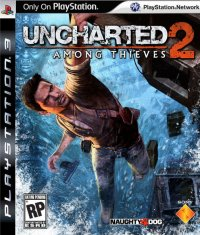 Boîte de Uncharted 2 : Among Thieves