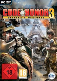 Boîte de Code of Honor 3 : Desperate Measures