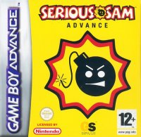 Boîte de Serious Sam Advance
