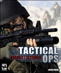 Boîte de Tactical Ops : Assault on Terror