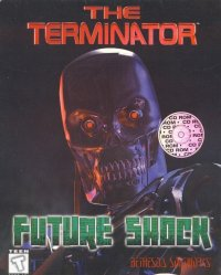 Boîte de The Terminator : Future Shock