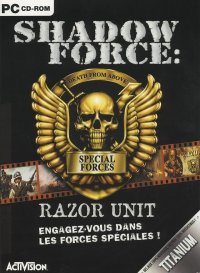 Boîte de Shadow Force : Razor Unit