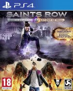 Saints Row IV : Re-Elected & Gat out of Hell
