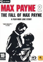 Boîte de Max Payne 2 : The Fall of Max Payne