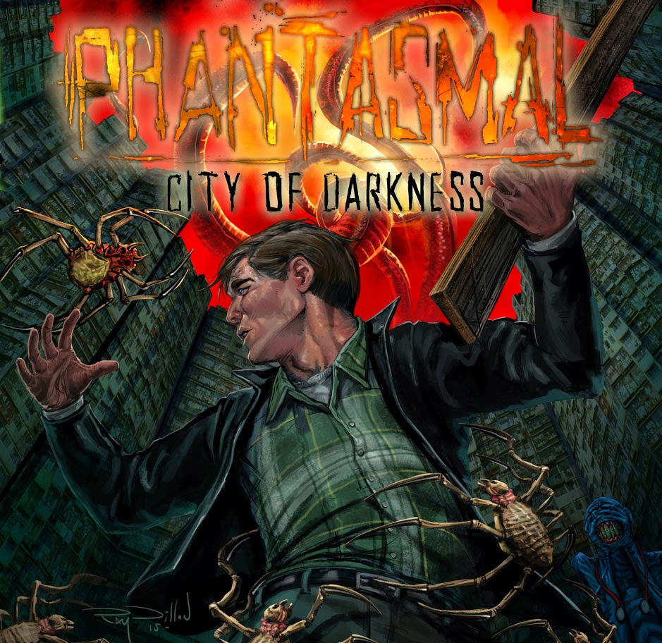 Boîte de Phantasmal : City of Darkness