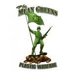 The Mean Greens : Plastic Warfare