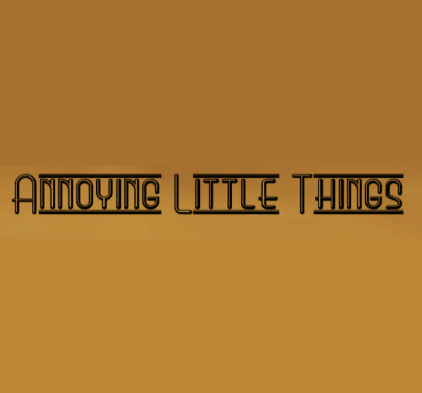 Boîte de Annoying Little Things