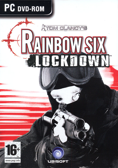 Boîte de Rainbow Six 4 : Lockdown
