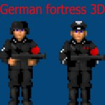 German Fortress 3D