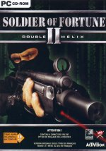 Boîte de Soldier of Fortune II : Double Helix