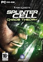 Bo�te de Splinter Cell : Chaos Theory