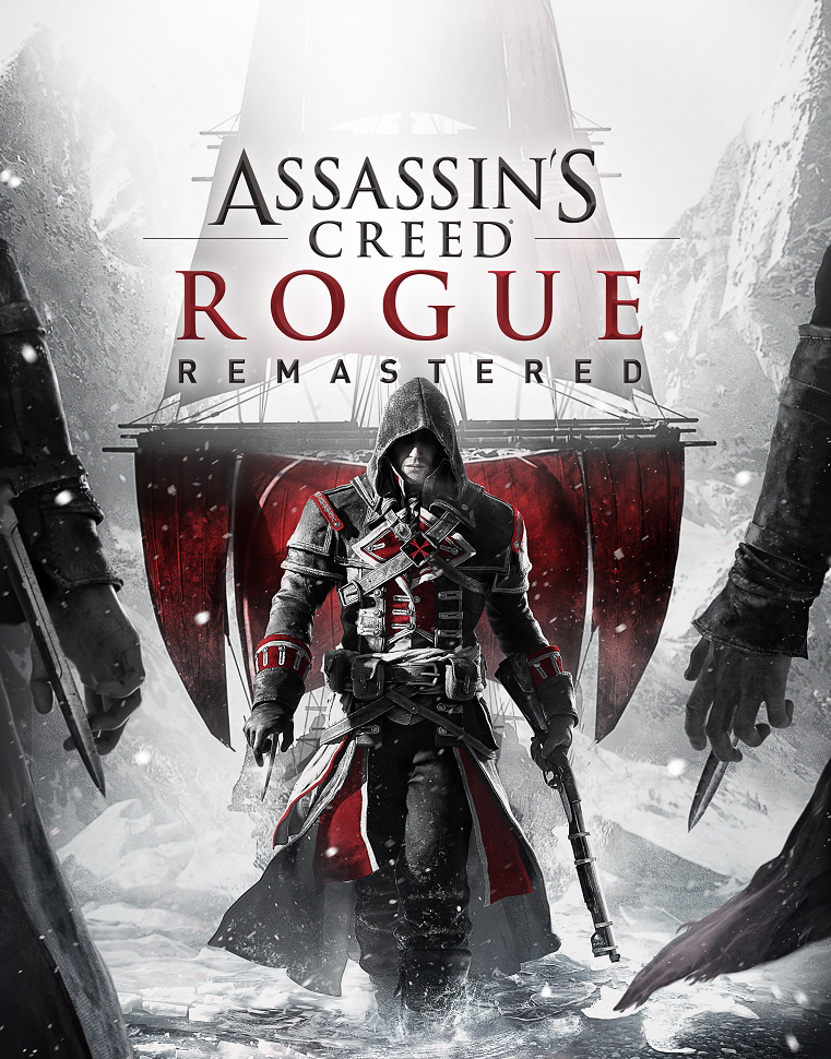 Boîte de Assassin's Creed Rogue Remastered