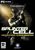 Bo�te de Splinter Cell : Pandora Tomorrow