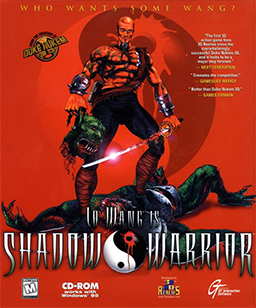 Boîte de Shadow Warrior