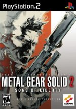 Metal Gear Solid 2 : Sons of Liberty