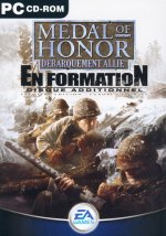 Bo�te de Medal of Honor : D�barquement Alli� - En Formation