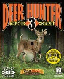 Boîte de Deer Hunter 3 : The Legend Continues