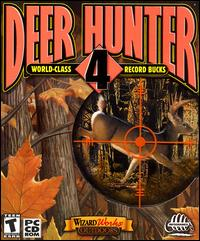 Boîte de Deer Hunter 4 : World-Class Record Bucks