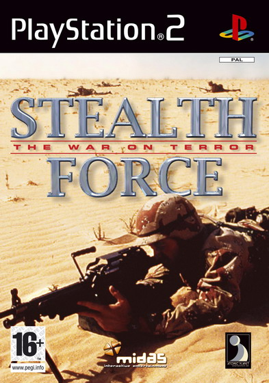 Boîte de Stealth Force : The War on Terror