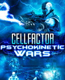 Boîte de CellFactor : Psychokinetic Wars