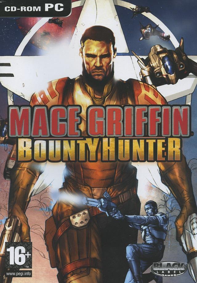 Mace griffin bounty hunter pal
