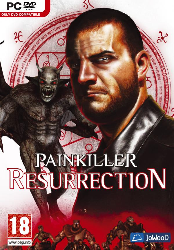 Boîte de Painkiller : Resurrection