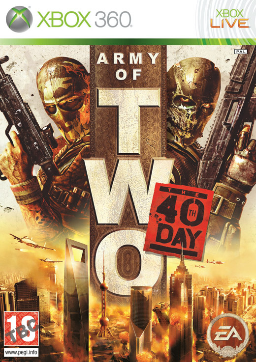 Boîte de Army of Two : The 40th Day