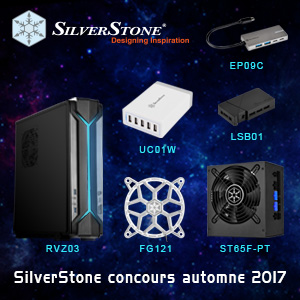 Concours Silverstone - septembre 2017